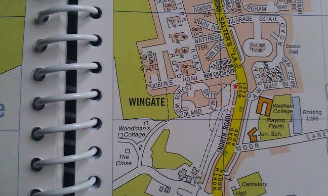 Wingate IS a place! County Durham