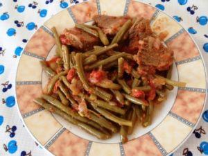 Φασολάκια   Κρητικές Συνταγές