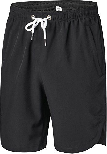 f1c0192d Luffy Mens Quick Dry Athletic Gym Shorts - Stretchable for ...
