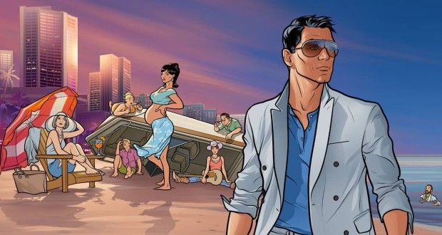 Archer Season 6 Could Take Place in Prison, Because the Possibilities Are Endless Now (and How Great is That?)
