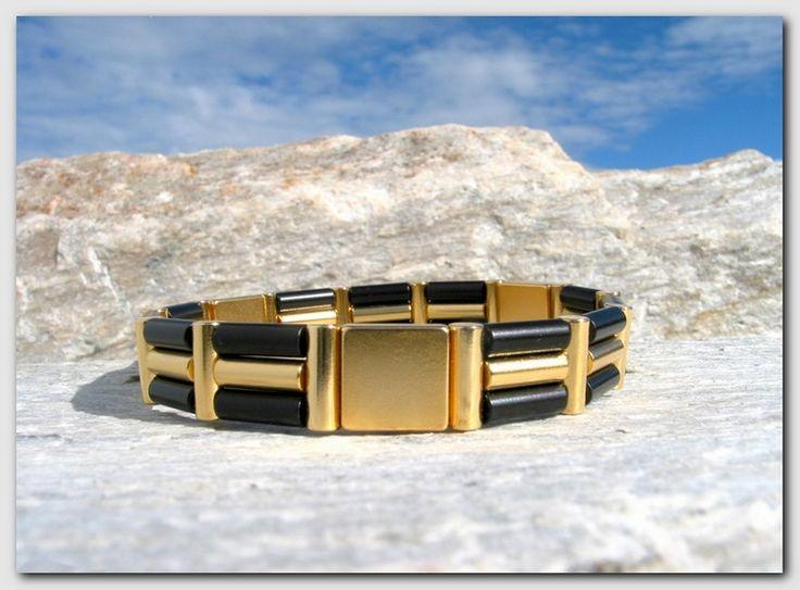 Magnetarmbånd - Modell #3 - www.magnethelse.no