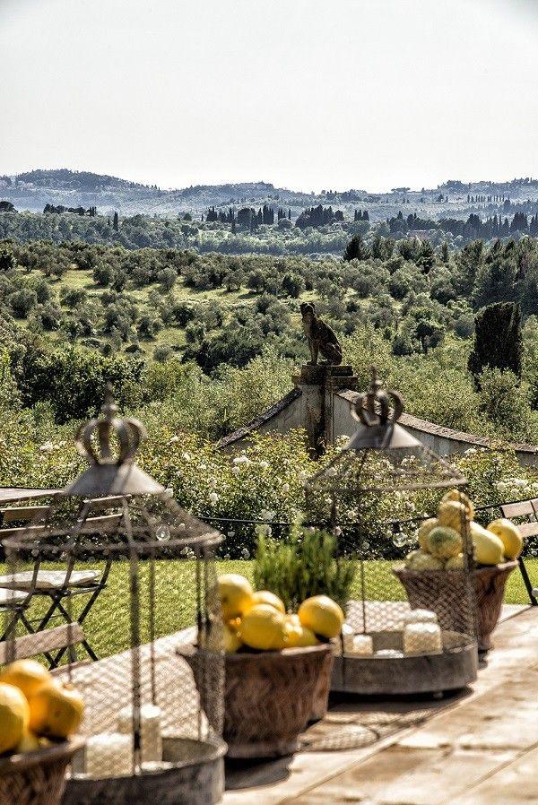 Villa-Medicea-di-Lilliano-Florence-Toscane-6: