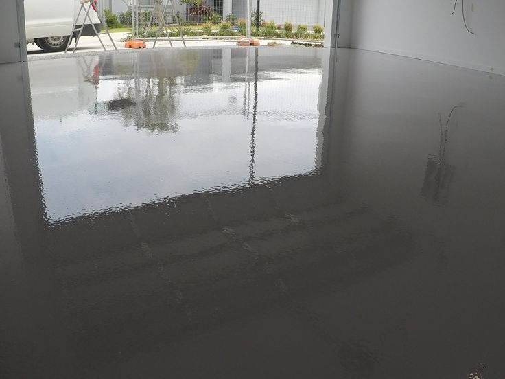 Buderim Epoxy Flooring The Garage Floor Co Your Flake Epoxy Floor Specialists Simple But Stunning Plain Coat Epoxy Flooring Buderim Garage Boden