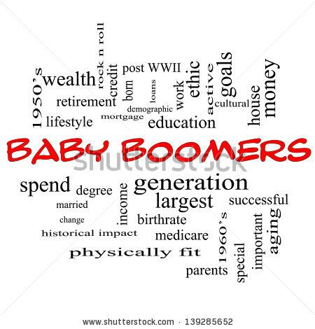 Boomer Word Cloud