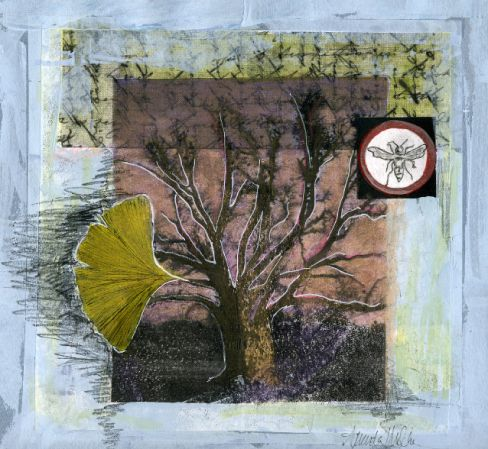Join us for Whet Your Palette at Thomasville Center for the Arts! www.thomasvillearts.org Amanda Wilke • Collage • 5/15/14