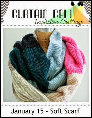I Card Everyone : Curtain Call: Soft Scarf