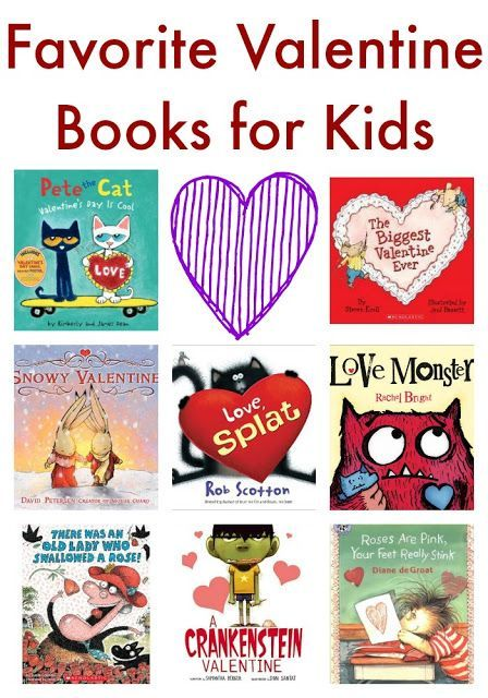 Favorite Valentine Books for Kids || The Chirping Moms