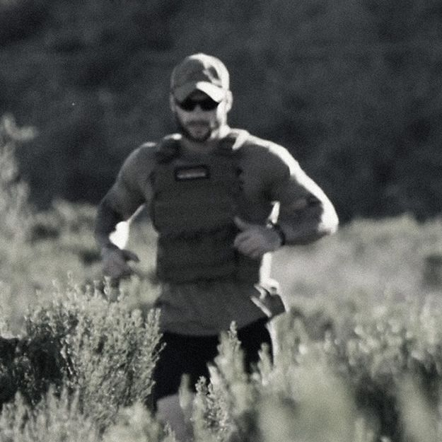 The Murph. The workout for Memorial Day.