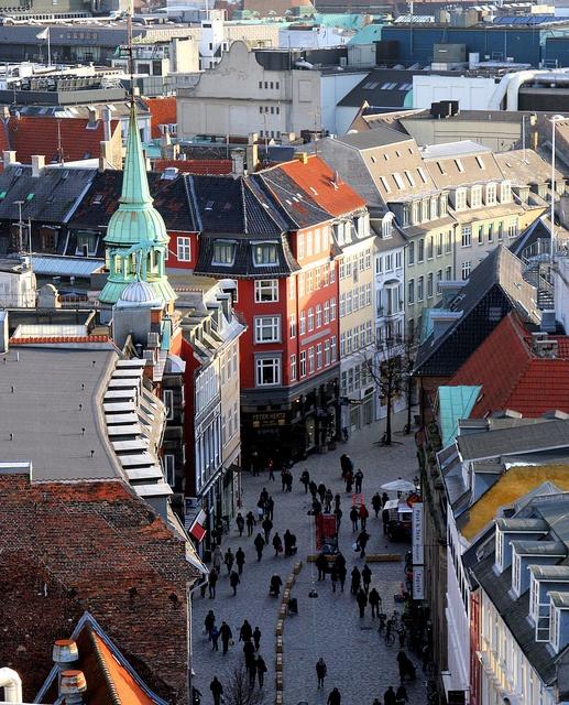 Købmagergade (Copenhagen, København, Danmark, Danish, Denmark, travel, Europe, city, centre, capital, visit, beautiful, cool, awesome)
