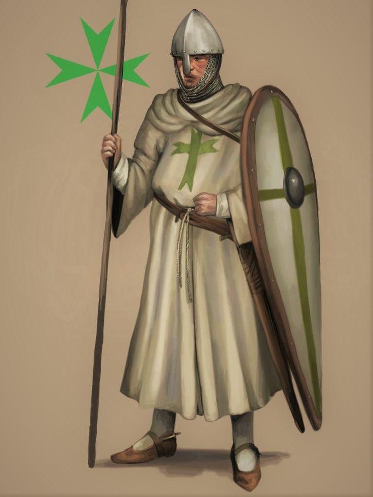 Knight of Saint Lazarus by JLazarusEB.deviantart.com on @DeviantArt