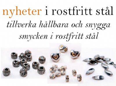 smyckestillbehör butik stockholm