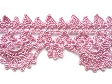Crochet Lace Edging Free Pattern : 25+ best ideas about Crochet edgings on Pinterest ...