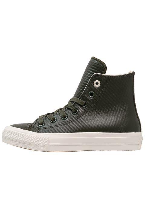 Sneakers hoog Converse CHUCK TAYLOR ALL STAR II  - Sneakers hoog - collard/parchment Olijf: € 69,95 Bij Zalando (op 17-12-16). Gratis bezorging & retournering, snelle levering en veilig betalen!