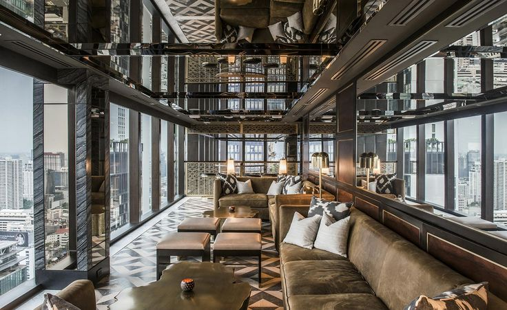 Penthouse Bar & Grill | Wallpaper*