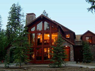 Timbercrest   McCall, Idaho Vacation Rental Cabin Home. A Place To Rent Or  Stay In McCall.