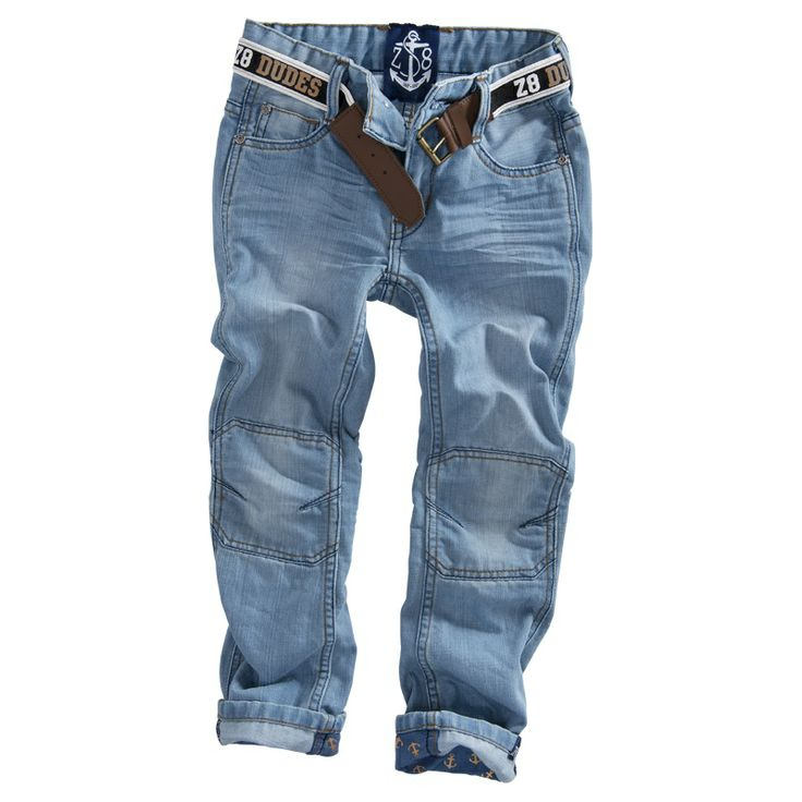 Jeans boys.
