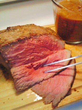 Shirleys Perfect Rare Roast Beef Recipe - Food.com: Food.com