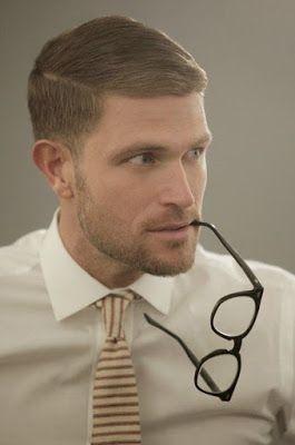 Macho Moda - Blog de Moda Masculina: Penteado Masculino: Dicas de Modeladores para Penteados Clássicos!