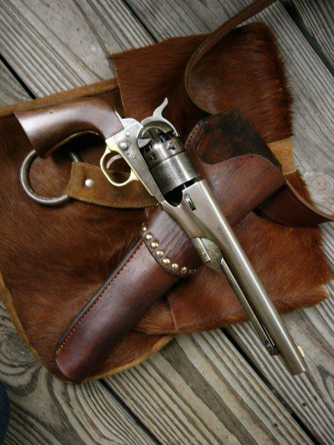 1860 Army Colt. By Pietta
