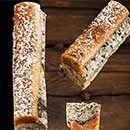 Valrhona Professional - Pralina Black Sesame Seed - A Recipe from L'Ecole Valrhona