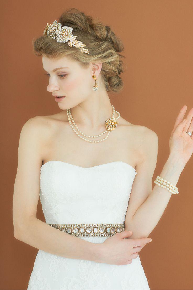 #NOVARESE #wedding #accessory #ring #earring #bracelet #hedaccessory #styling #hair #Vintage  #ノバレーゼ #ウエディング #アクセサリー #リング #イヤリング #ブレスレット#スタイリング  #髪型 #ヘッドアクセサリー  #dress #ドレス
