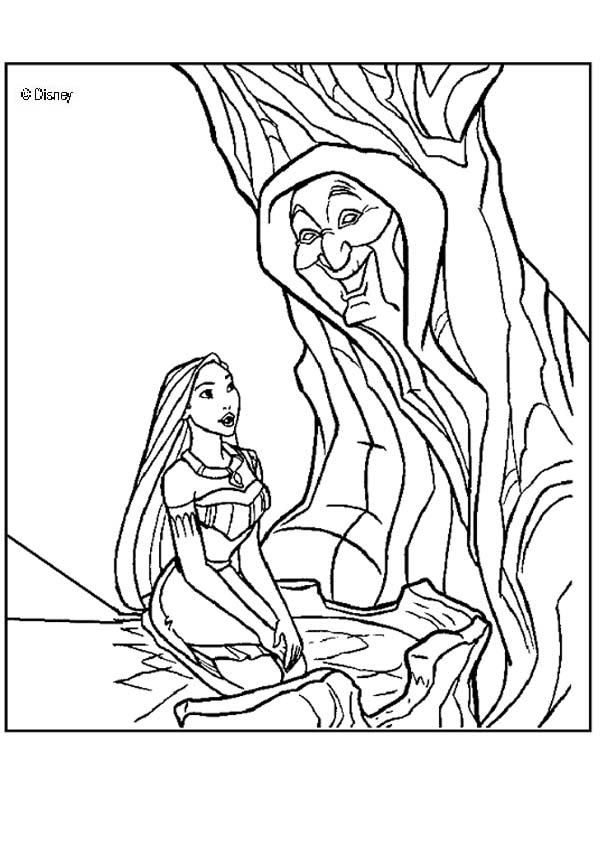 31 best pocahontas coloring pages images on pinterest