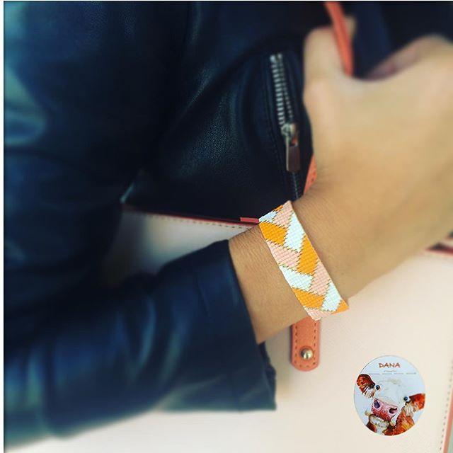 #danaaccessories #miyuki #miyukibileklik #miyukibracelet #miyukiaccessories #beaded #beadedbracelet #beadedaccessories #handmade #handmadebracelet #handmadeaccessories #elyapımı #accessories #white #orange #beyaz #turuncu #jewellery