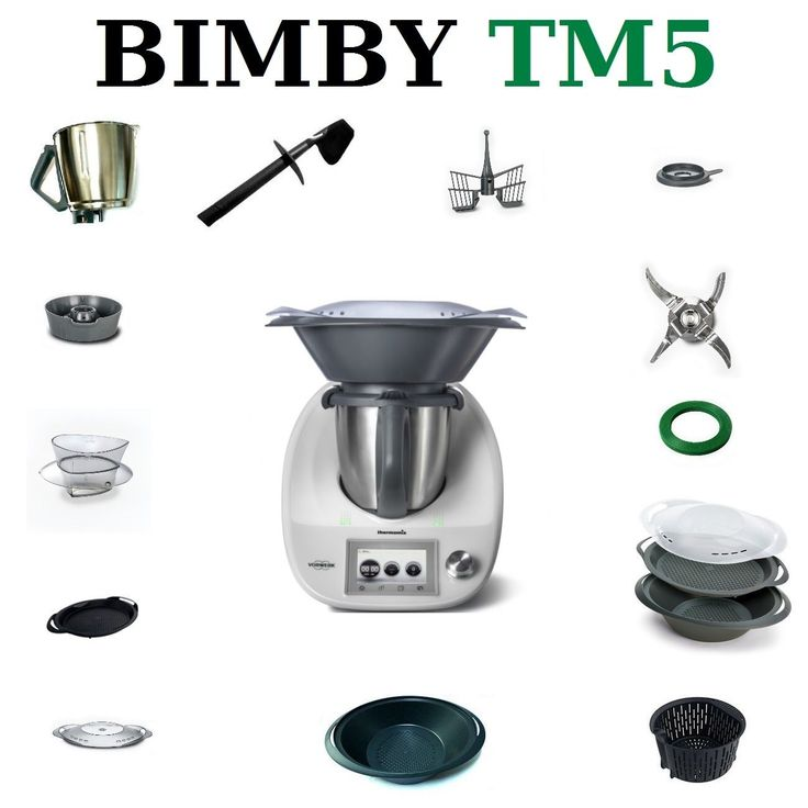 i ❤ #ThermoMix #Bimby TM5