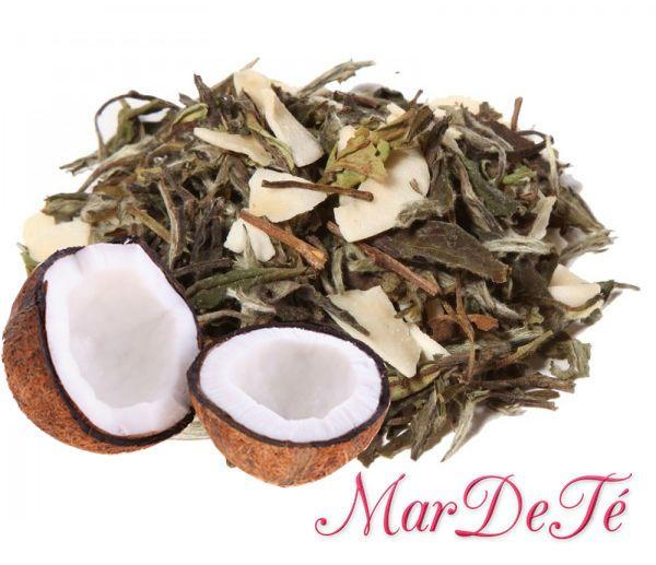 Té Blanco Coco www.mardete.com