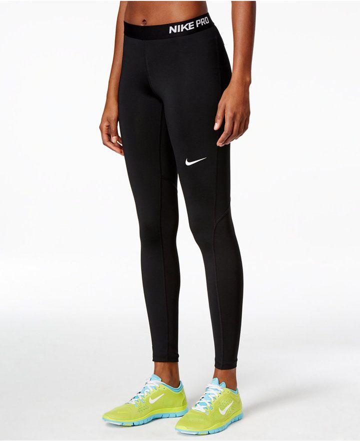 Nike Pro Leggings | Products | Pinterest
