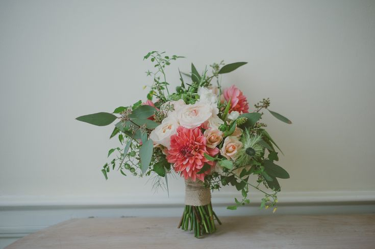 Swooning over this bouquet by @Sweet Root Village LLC!!