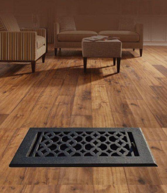 Cast Aluminum Floor Air Duct Cover 3 X10 Home Decor Accessories