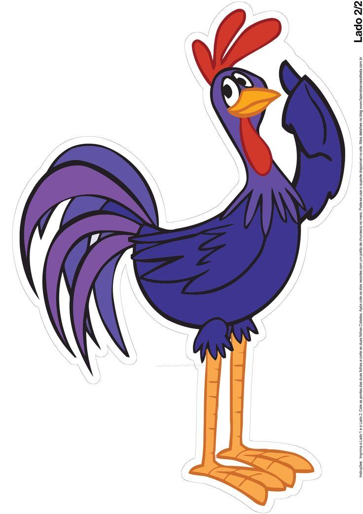 galinha pintadinha personagens para imprimir - Buscar con Google