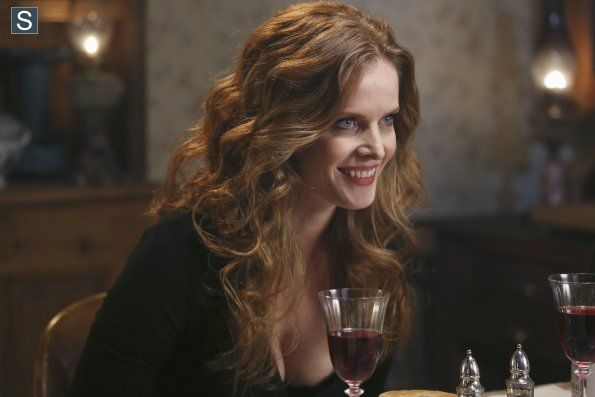 Once Upon a Time - Episode 3.18 - Bleeding Through - Promotional and BTS Photos (3) - Zelena/Wicked Witch