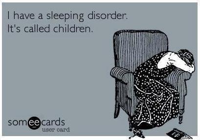 It's hereditary.