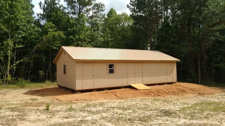 Glenn s storage buildings custom storage buildings and for Custom storage sheds