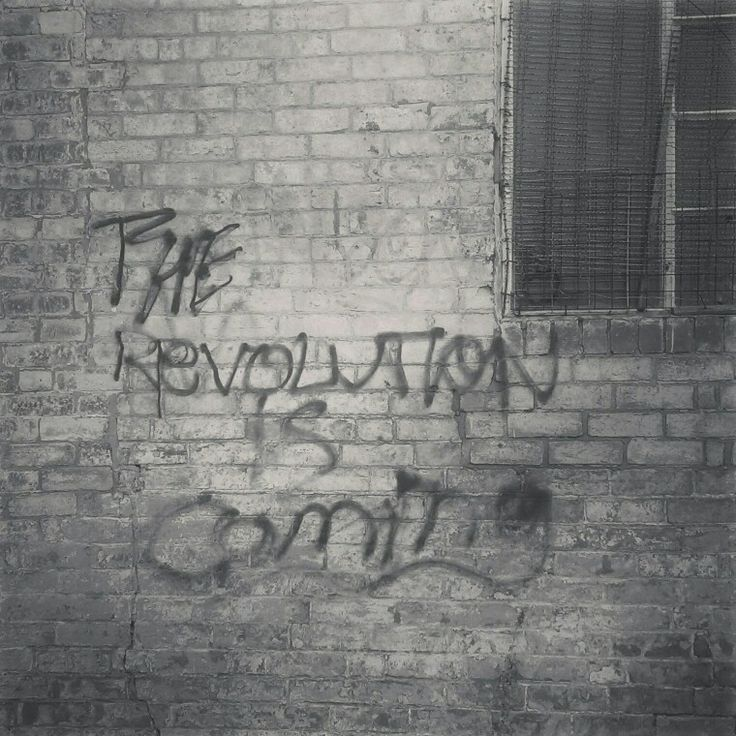 The revolution is coming