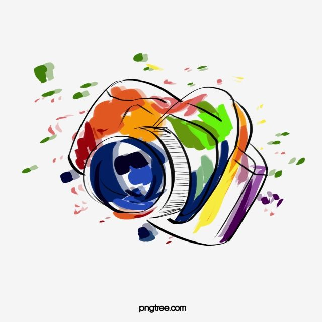 Colorful Camera Camera Clipart Camera Clip Art Png Transparent Clipart Image And Psd File For Free Download In 2020 Camera Clip Art Camera Logos Design Clip Art
