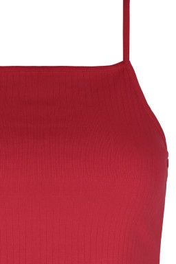 Red Top with Thin Straps TALLY WEiJL