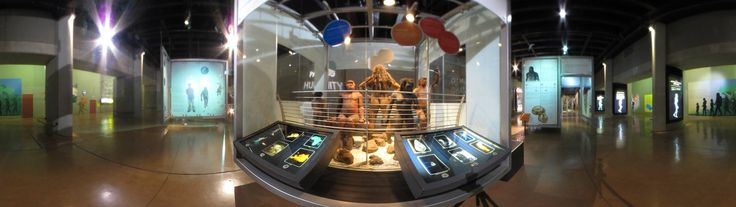 Maropeng interactive exhibit. Cradle of Humankind World Heritage Site, South Africa.