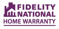 Home Warranties from Fidelity National Home Warranty Sonja Knight 940-595-6219