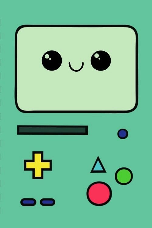 Imagen de adventure time, bmo, and wallpaper                                                                                                                                                                                 Más