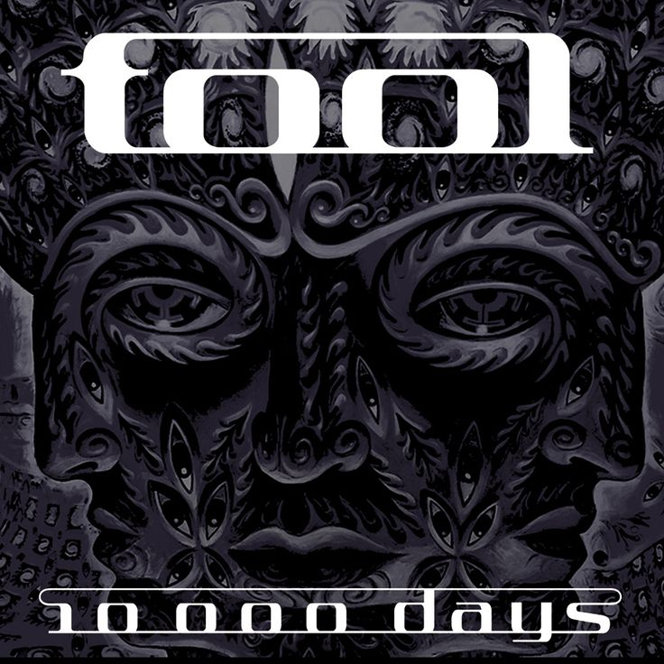 Tool 10000 days cover  Phenomenal band, awesome album