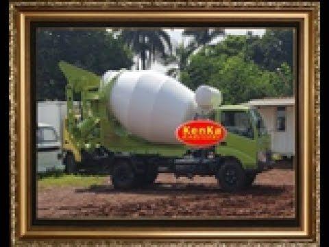 Karoseri Mobil & Truck Mixer / Molen / Concrete