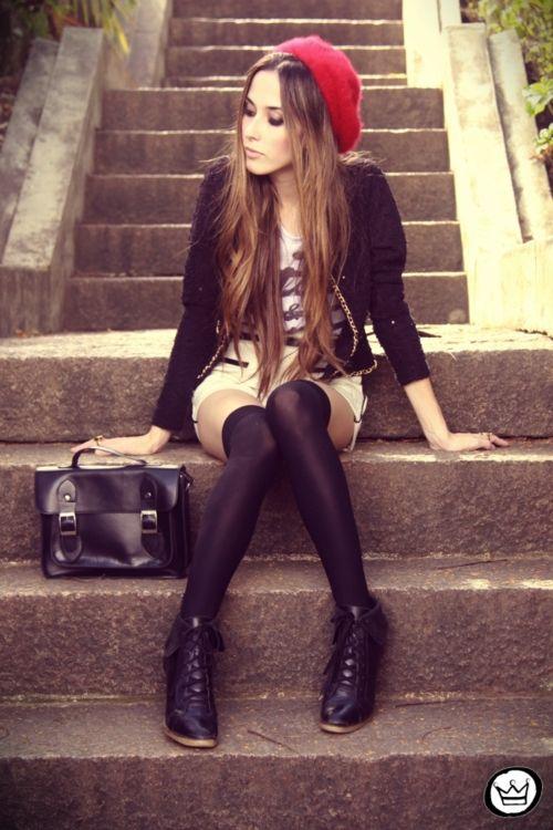 Rocker Chic Fashion