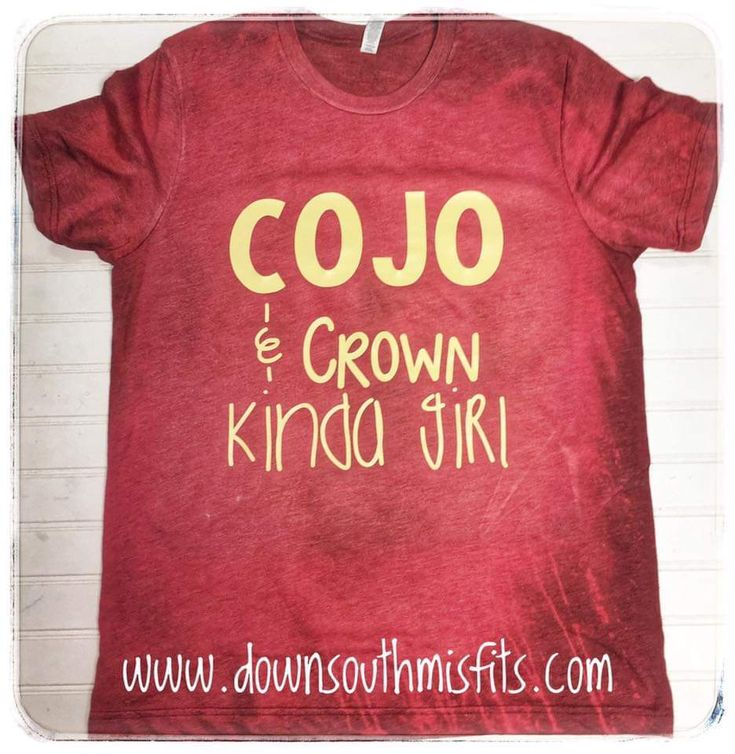 Cojo & crown (With images) | Concert shirts, T shirts for ...