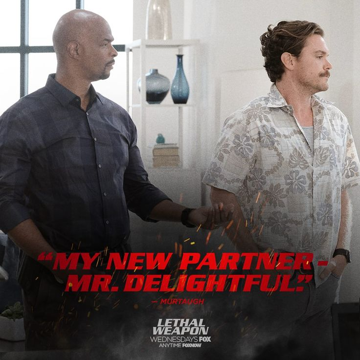 murtaugh girls Itunes is the world's easiest way to organize and add  friendship and humor as it follows classic cop duo riggs and murtaugh,  video jesse's girl.