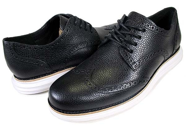 COLE HAAN LUNARGRAND WING TIP [FRAGMENT DESIGN|BLACK] C11193Cole Haan, Guys Style, Fragments Design Black, Sneakers 2012, Pany Lunargrand, Shoes Collection, Lunargrand Wings