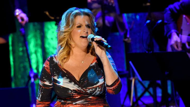 Trisha Yearwood, Garth Brooks' Wife: 5 Fast Facts You Need to Know  She has written three cookbooks: Home Cooking with Trisha Yearwood: Stories and Recipes to Share with Family and Friends; Georgia Cooking in an Oklahoma Kitchen: Recipes from My Family to Yours; and Trisha's Table: My Feel-Good Favorites for a Balanced ... http://heavy.com/entertainment/2016/10/trisha-yearwood-garth-brooks-wife-who-is-married-to-husband-family-age-cooking-music-gma-tour-music-videos-southern-