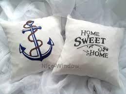 Znalezione obrazy dla zapytania poduszki dekoracyjne z napisami